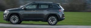 Essai – Jeep Compass 1.4 MultiAir 170ch : Le 4×4 SUV à la calandre légendaire