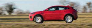 Essai – Jaguar E-Pace P250 AWD : Le petit SUV sportif