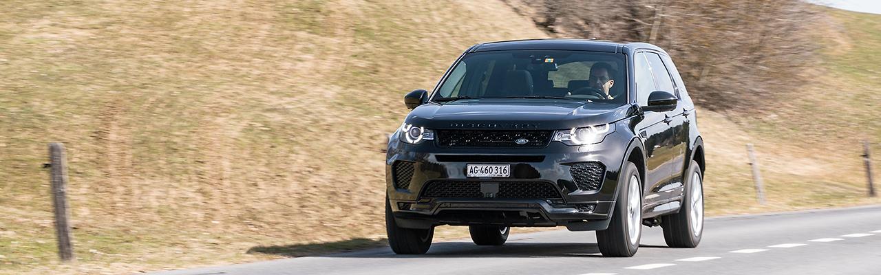 Essai – Land Rover Discovery Sport 2.0 Si4 290 ch : Baroudeur dans l'âme et dans la constance