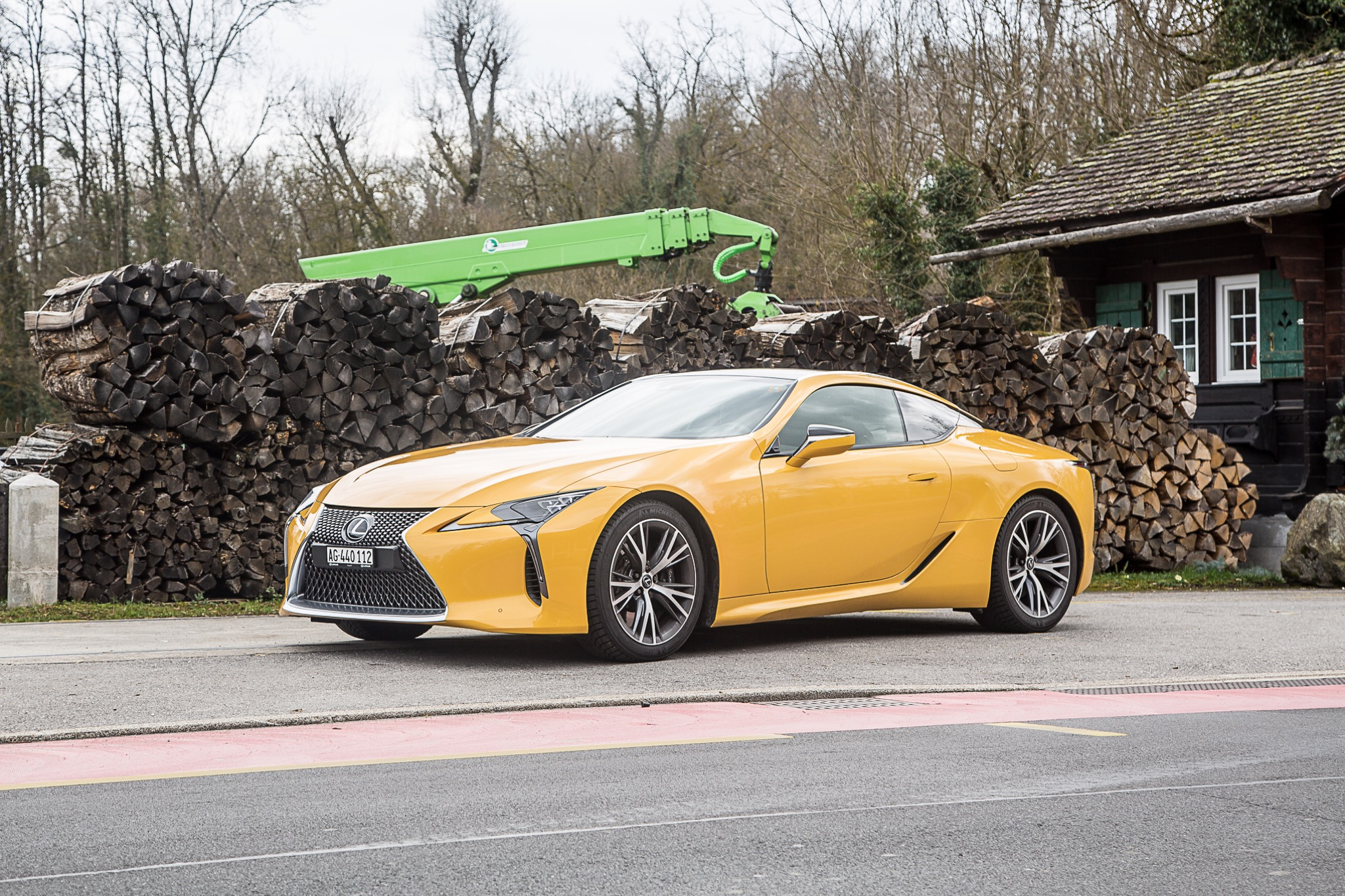 Essai Lexus Lc 500 Le Grand Plaisir Coupable Wheels And You Com