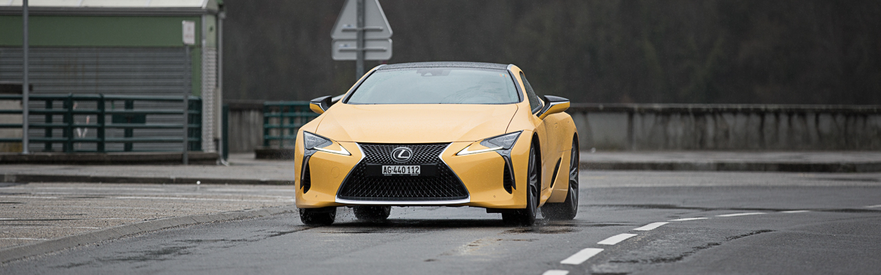 Essai – Lexus LC 500 : Le grand plaisir coupable