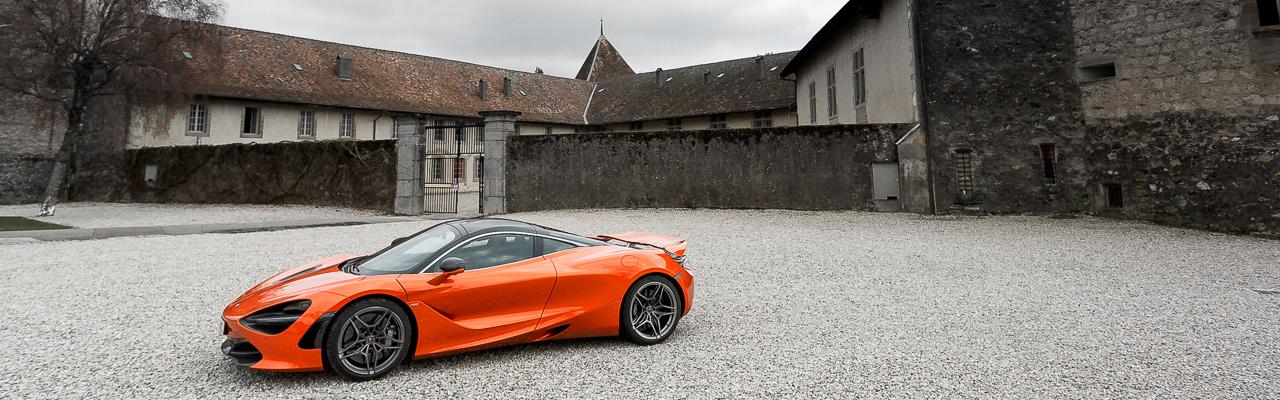 Essai – McLaren 720S Coupé : Missile de route