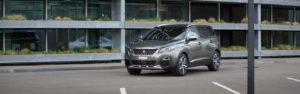 Essai – Peugeot 5008 GT : SUV Peugeot sorti du désert
