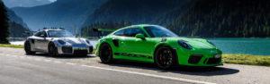 Premier contact – Porsche 911 GT3 RS et GT2 RS : Les plus extrêmes 911 pour fêter les 70 ans de la marque
