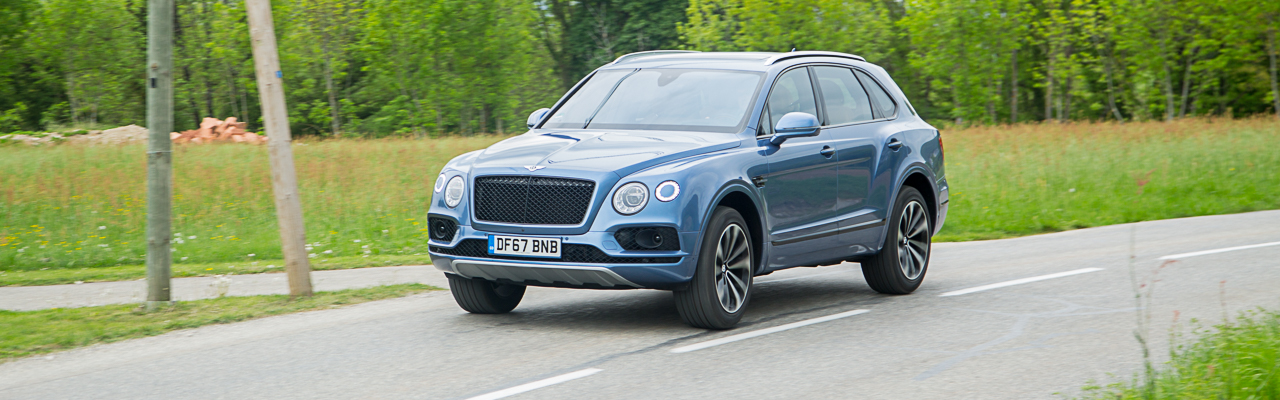 Essai – Bentley Bentayga V8 : Le raisonnable a du bon
