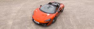 Essai – McLaren 570S Spider : Du son, de la précision et du grip