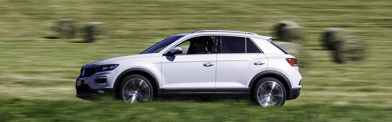 Essai – Volkswagen T-Roc 2.0 TSI 4MOTION : le petit SUV passe-partout