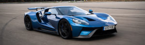 Premier contact – Ford GT : Road Legal Race Car