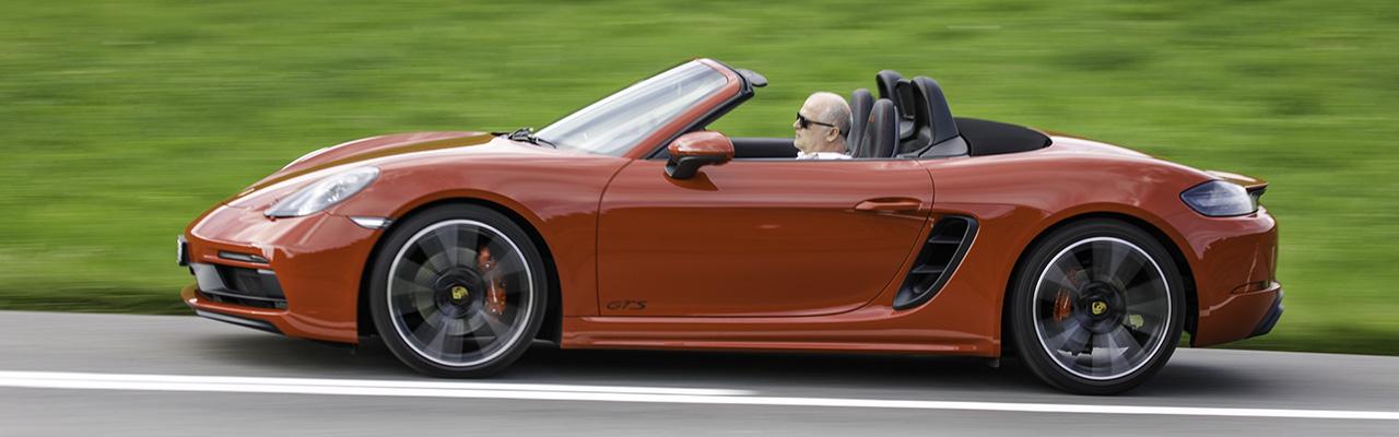 Essai – Porsche 718 Boxster GTS : Un outil pour tailler les routes au grand air