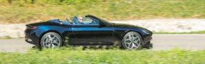 Essai – Aston Martin DB11 V8 Volante : Ode à la vie