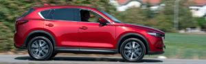 Essai – Mazda CX-5 S-G 194 AWD AT : Du changement dans la douceur