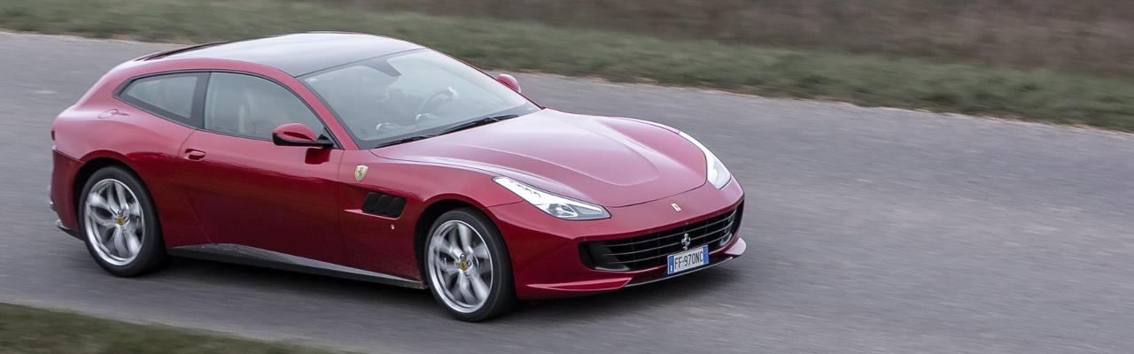 Essai – Ferrari GTC4 Lusso T : Familiale d'exception