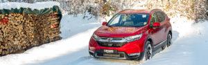Essai – Honda CR-V 1.5 i-VTEC : Le compagnon vagabond