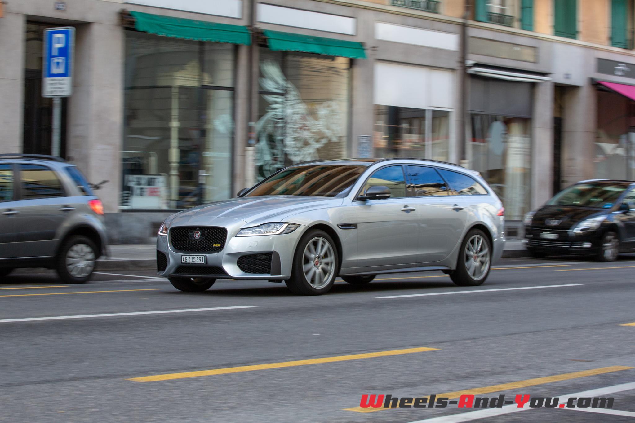 Essai - Jaguar XF Sportbrake 300 Sport : Le nom ne fait pas tout - wheels-and-you.com