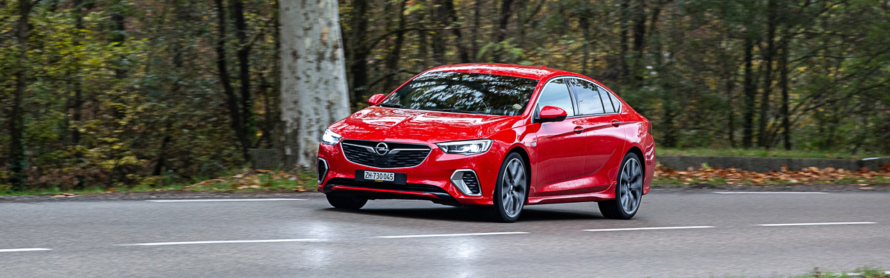 Essai – Opel Insignia GSi Grand Sport 2.0 diesel : Là où on ne l'attend pas…