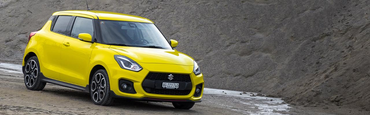 Essai – Suzuki Swift Sport : De la modernité asiatique au royaume de la GTI