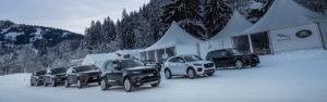 Loisirs – Stage de conduite d'hiver avec Jaguar Land Rover, édition 2019