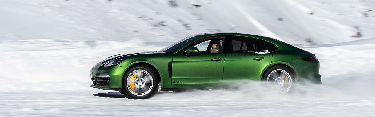 Premier contact – Porsche Panamera GTS : Evolution et constance