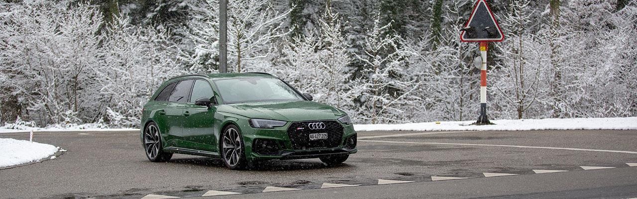 Essai – Audi RS 4 Avant : Fini d'être discrète, elle en a et elle le montre