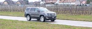 Essai – Cadillac Escalade : Cé qu'è lainô (celui qui est en haut)