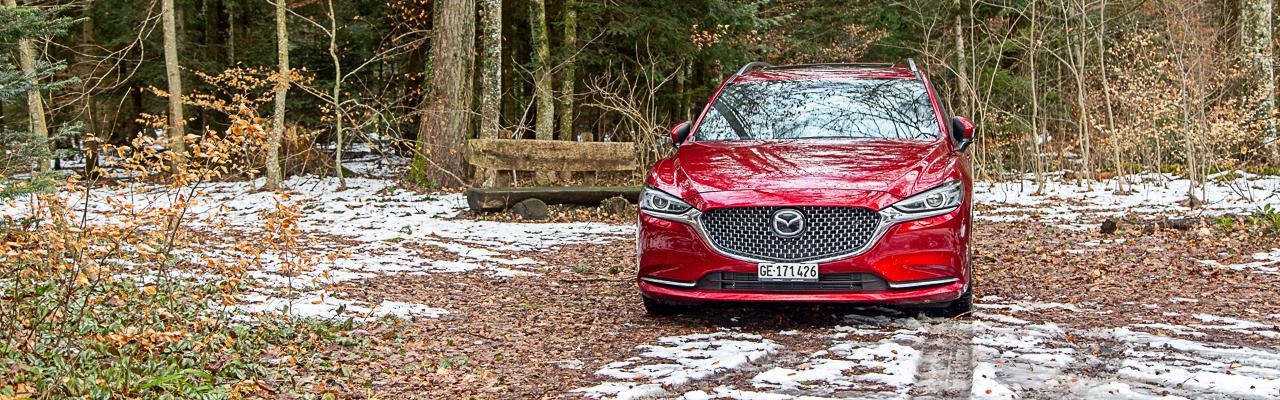 Essai – Mazda 6 SW S-D 184 AT AWD : Une gentille caractérielle