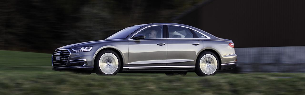 Essai – Audi A8 55 TFSI : LA limousine de chez Audi