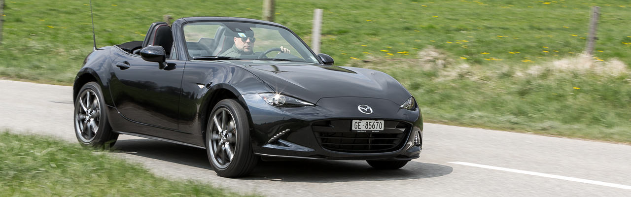 Essai – Mazda MX-5 SKYACTIV-G 184 MT : Light, sea, sun and fun