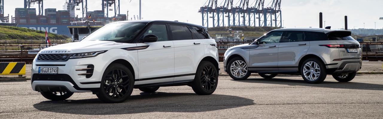 Premier contact – Range Rover Evoque : Le même, ou presque, en mieux !