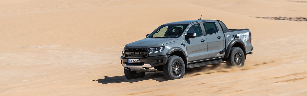Premier contact – Ford Ranger Raptor : Pas vraiment utile mais si attachant