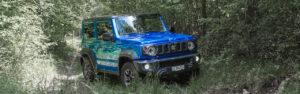 Essai – Suzuki Jimny : Vite, un chemin de terre !