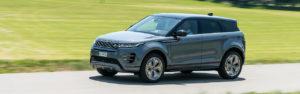 Essai – Range Rover Evoque P250 : Il monte en gamme !
