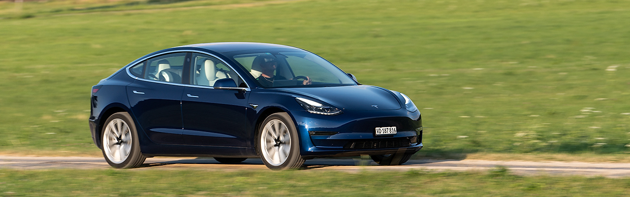 Essai – Tesla Model 3 Dual Motor : The game changer !