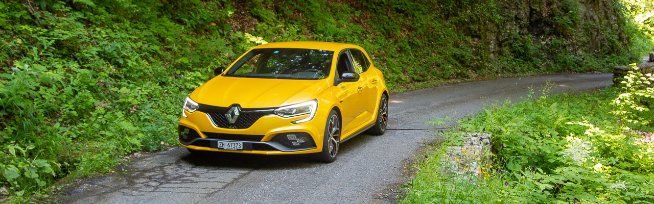 Essai – Renault Mégane R.S. Trophy : Sleep, eat, race. Repeat.