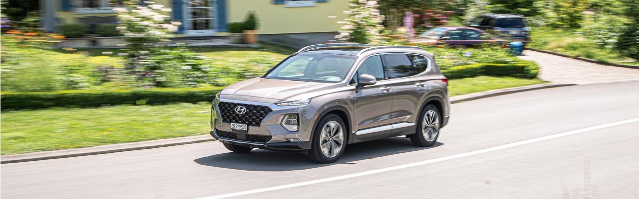 Essai – Hyundai Santa Fe 2.2 CRDi 4WD : L'heure de la confirmation