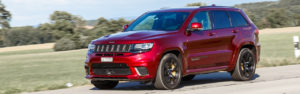 Essai – Jeep Grand Cherokee Trackhawk : The Hyper Jeep