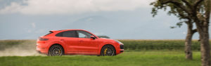 Premier contact – Porsche Cayenne Coupé : The Sportiest Utility Vehicle