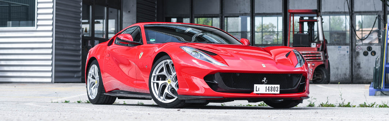 Essai – Ferrari 812 Superfast : Diaboliquement super rapide