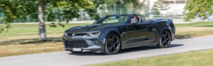 Essai – Chevrolet Camaro Cabriolet V8 : Clichés et préjugés