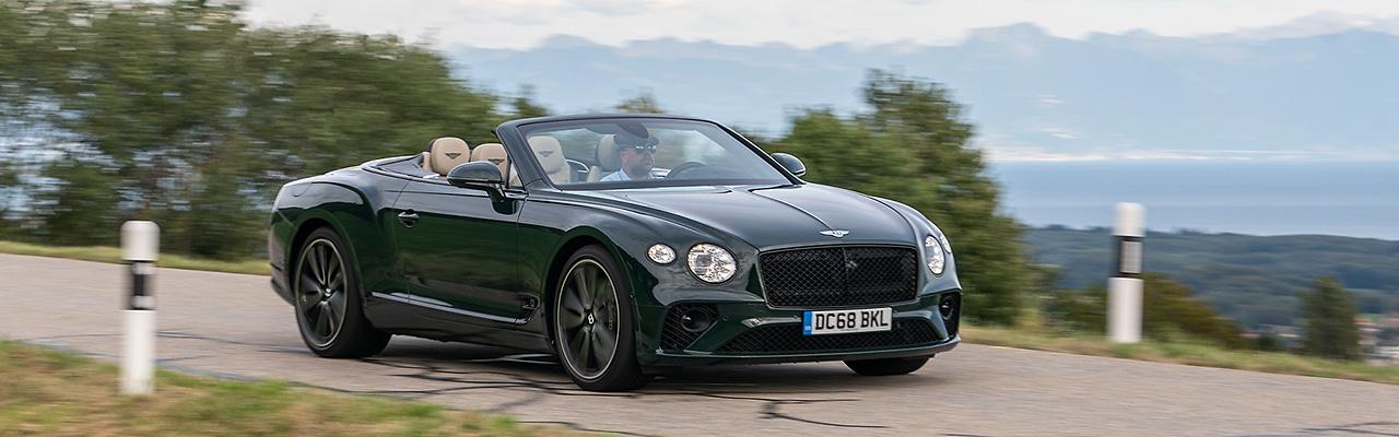 Essai – Bentley Continental GT Convertible : Une GT découvrable qui progresse…