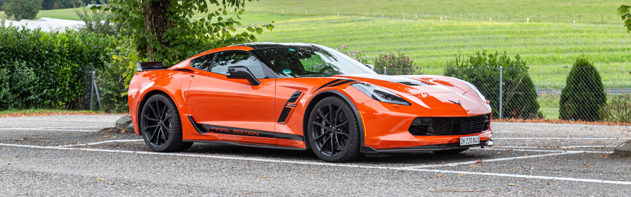 Essai – Chevrolet Corvette Grand Sport Final Edition : Bittersweet symphony