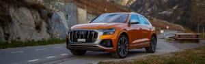Essai – Audi SQ8 TDI : Chauffeur, à St-Moritz s'il vous plaît !