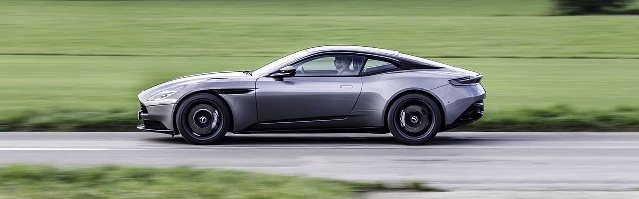 Essai – Aston Martin DB11 AMR : La belle furieuse en liberté…