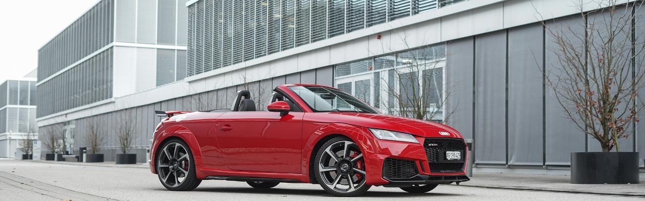 Essai – Audi TT-RS Roadster : Le cabriolet deux places parfait, mais est-ce suffisant ?