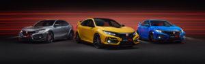 Nouveauté – Honda Civic Type R MY2020