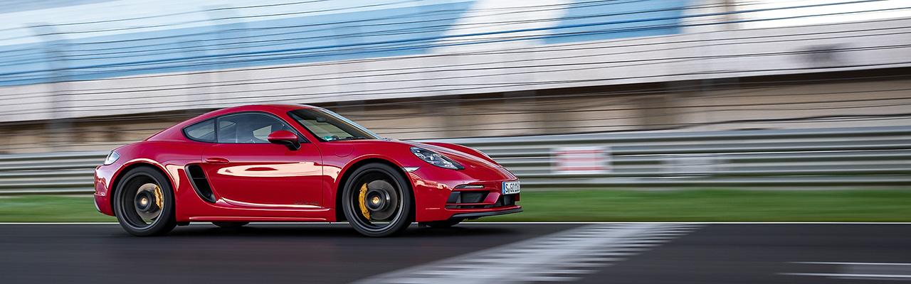 """Premier contact – Porsche 718 GTS 4.0 : Le retour du """"Flat 6"""" en position centrale"""