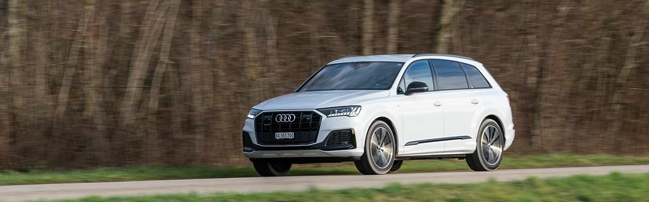 Essai – Audi Q7 50 TDI : Ein Qolossaler SUV