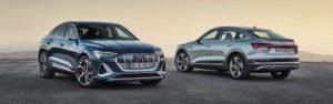 Nouveauté – Audi e-tron Sportback