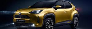 Nouveauté – Toyota Yaris Cross