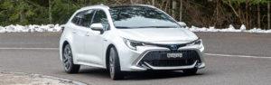 Essai – Toyota Corolla Touring Sports : Un système vous manque, et tout est dépeuplé