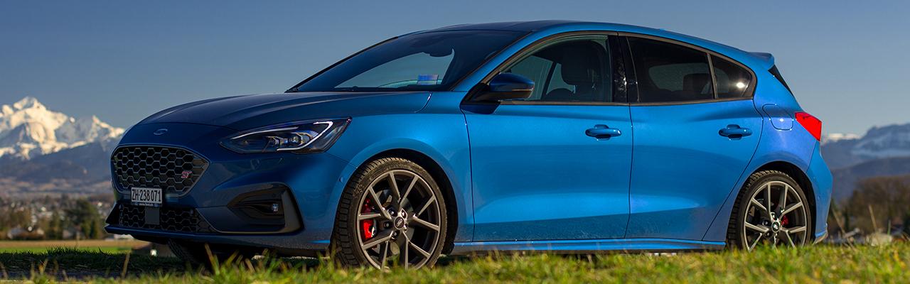 Essai – Ford Focus ST : Du sport sous une robe discrète